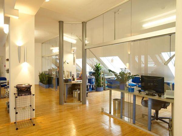 Firmen Neugestaltung Innenarchitektur