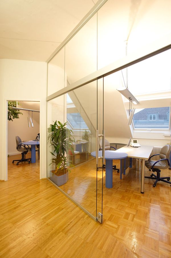 Büroräume Neugestaltung Innenraumplanung