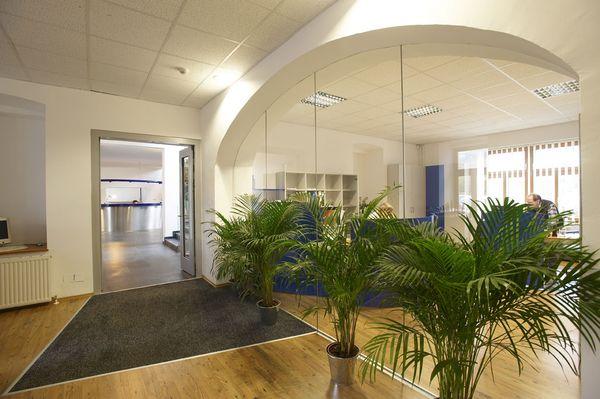 Büros Innenarchitektur