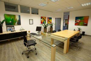Büroeinrichtungen mit Funktion
