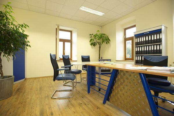 Einzelbüro Innenarchitektur