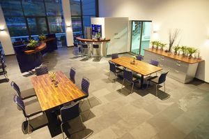 ergonomische Büroeinrichtungen