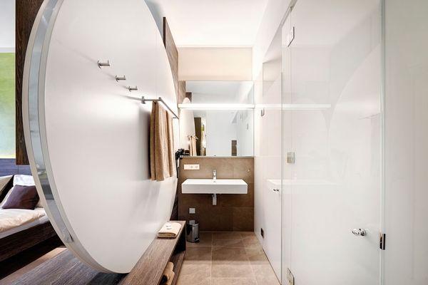 Hotelzimmer Innenraumgestaltung